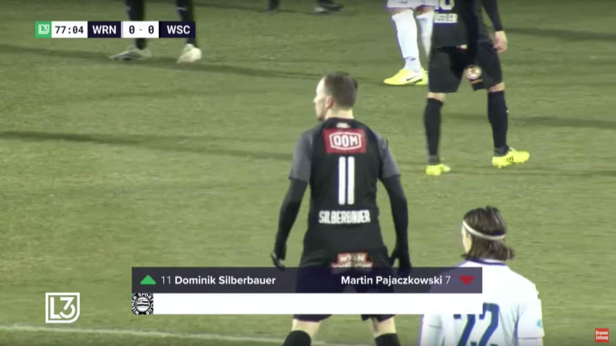 Regionalliga Ost On Air Graphics / Medienproduktion